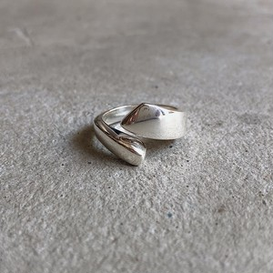 Silver ring A