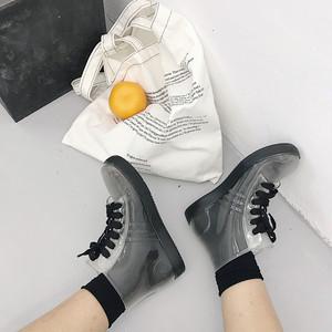【shoes】ファッション切り替え合わせやすい雨靴21336721