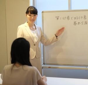 【岡崎校】民放アナウンサーも絶賛「メール・SNSマナー」