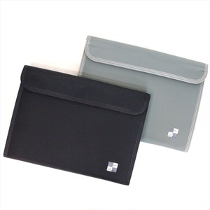 HARVEST LABEL 「BUSINESS LINE」 A4 FILE CASE <BLACK,SAGE GREEN>