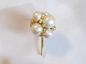 Random Pearls◆ポニーフック