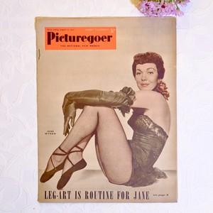 """1952年 イギリス映画雑誌 """" Picturegoer """"  8月23日号   [OV-20]"""