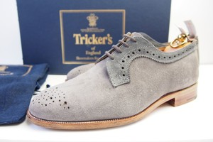 【Sold Out】【中古】トリッカーズ|Tricker's|フィルメランジェ別注「CHARLES|8.5|M7892