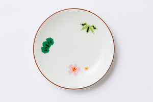 松竹梅 小皿 / The Porcelains