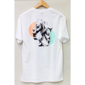 【WESTERN EDITION】ALICE & MARY LOU S/S TEE WHITE