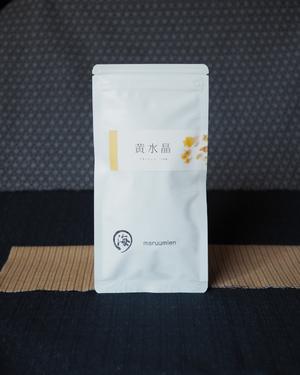 *黄水晶* きすいしょう 浅蒸し上煎茶 100g リーフ お茶【静岡県産】