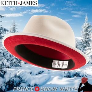 キースアンドジェームズ★Keith & James PRINCE 【Snow White】 Large with Travel Kit