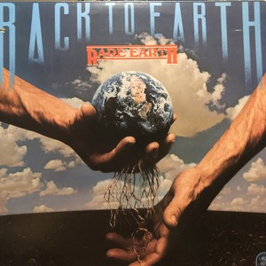 RARE EARTH / BACK TO EARTH (1975)