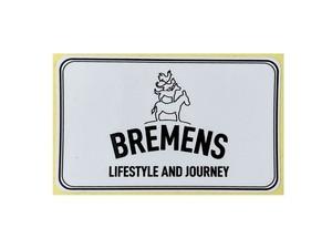 BREMENS Original Sticker