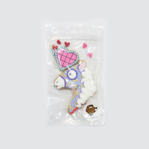 ICING COOKIE 2P SET(Horse)