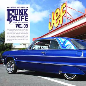 BOOTY-GORIS / Funk 4 Life vol.09 (MIX CD)