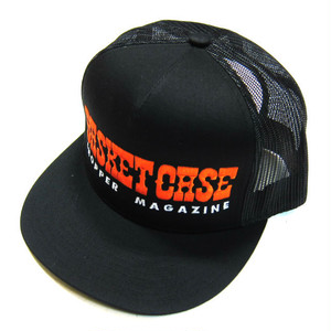 "BASKET CASE magazine ""Embroidered Logo BCM Hats"""