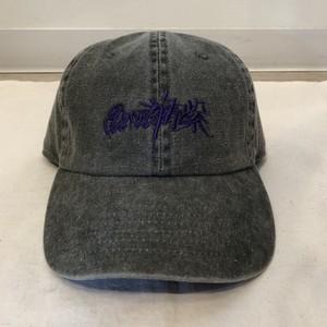 黒までの群青と紫CAP  PIGMENT BLACK