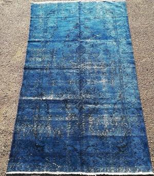 トルコ絨毯ヴィンテージラグ TEBRA1 2800×1480