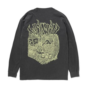 【WillxWill × Musollon】スペシャルコラボレーション Vulture Long Sleeve Sumi