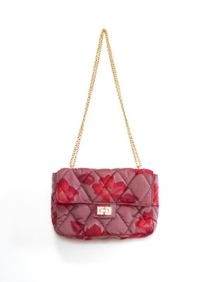 QUILTED CHAIN BAG - 02