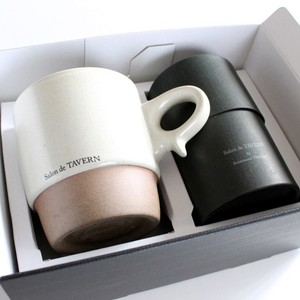 "Salon de TAVERN ""TEA&MAG"" SET / Cacao + Mug -Ivory"