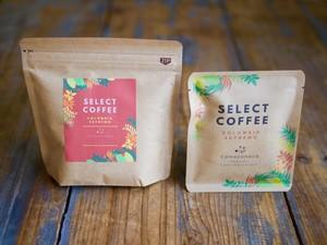 【お得な5Pセット♪】SELECT COFFEE コロンビア・スプレモ