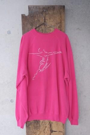 ballet ballet sweatshirt.