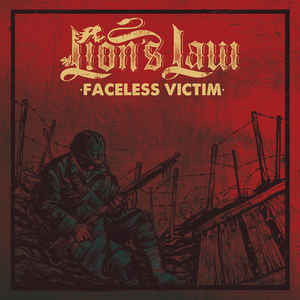 LION'S LAW - Faceless Victim 7""