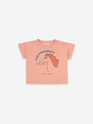 【予約1月下旬入荷】bobochoses(ボボショセス)Fetching Horse Short Sleeve T-shirt Tシャツ