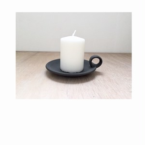 いにま陶房 キャンドルプレート