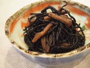 <お惣菜> ひじきの煮物
