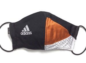 【デザイナーズマスク 吸水速乾COOLMAX使用 日本製】adidas SPORTS MASK CTMR 1130012
