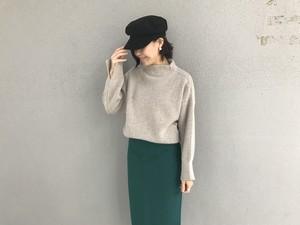 [SALE]bottleneck knit