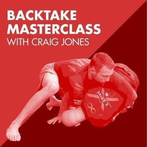 バックテイク マスタークラス W/ クレイグ・ジョーンズ & キット・デイル
