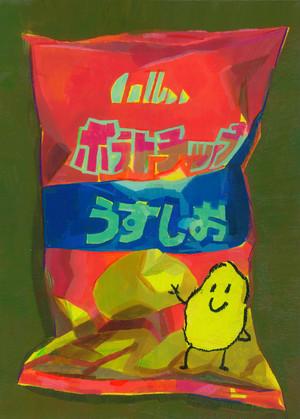 作家名:申林涛(シンリムト) 作品名:「Red bag」