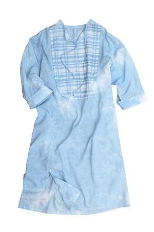 青空ロングシャツ