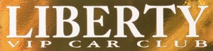 LIBERTY VIP ステッカー BOX ゴールド