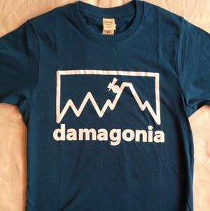 damagonia TEE 尾道限定カラー