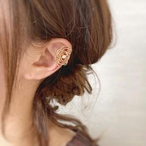 【JORIE】ROSE Ear cuff
