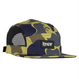 RIPNDIP - Nerm Camo Side Mesh 5 Panel (Tropic Camo)