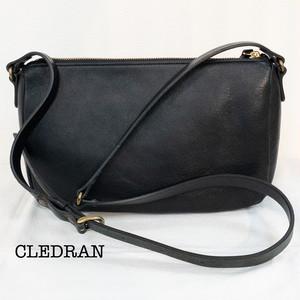 CL2982 MIEL ミエル レザーショルダーバッグ CLEDRAN(クレドラン)
