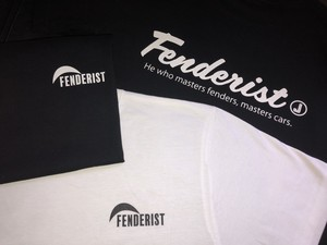 【Fenderist】Tシャツ[BLACK]