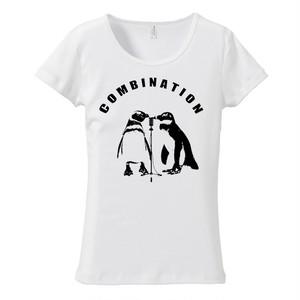 [レディースTシャツ] combination