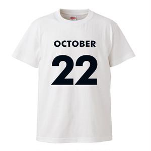 10月22日
