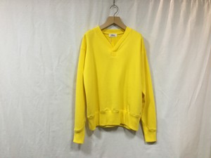 "Riprap""Y-NECK SWEAT LEMON"""