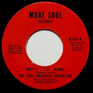 "Soul Crusaders Orchestra - Pretty ""Lil"" Mama"