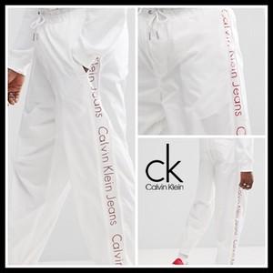 【予約販売】Calvin Klein Jeans メンズ カルバンクライン ジョガーパンツ ジャージ