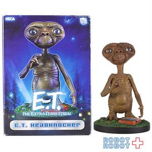 NECA E.T. ヘッドノッカー フィギュア 箱付