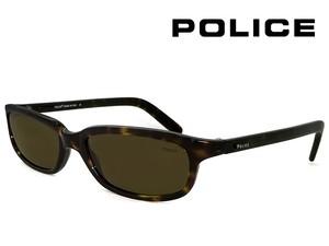 ポリス ヴィンテージ サングラス 1294-722 police レトロ 訳あり メンズ デミブラウン UVカット