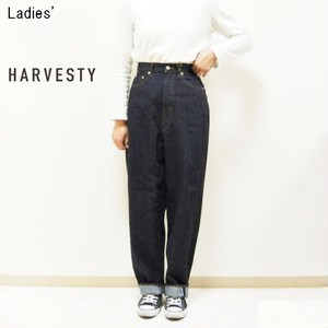 《ラスト1点》 HARVESTY クラシカルデニム CLASSICAL DENIM PANTS  (LOOSE TAPERED)  A21801