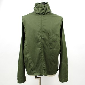 French military parachute jacket