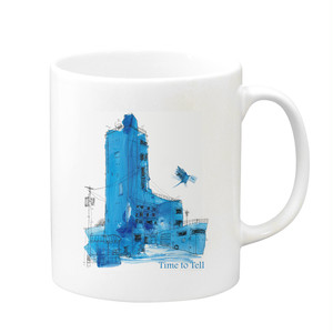 Time to Tellマグカップ - Time to Tell mug cup