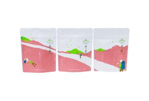 【No,1~3セット】 岳ノ茶-Mt TEA- (friend of mountain.label)