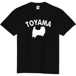 """Prefectures of Japan """"TOYAMA"""""""
